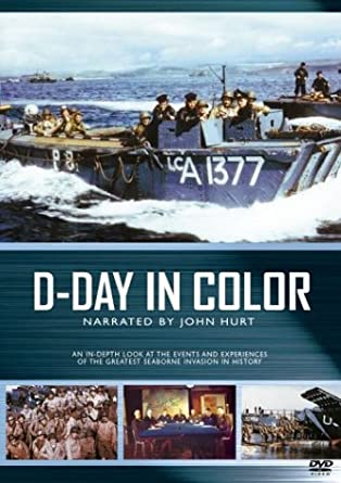 D-Day in Colour DVD Region 1 US Import NTSC: Amazon co uk