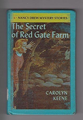 (The Secret of Red Gate Farm Namcy Drew #6)