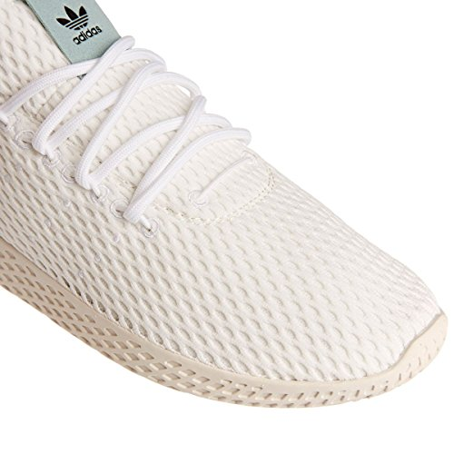 Adidas Pharrell Williams Tennis Hu Bianco