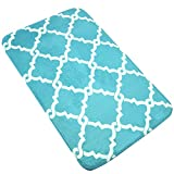 Bath Mat, U'Artlines Comfort Extra Thick Memory Foam Bath Mat Set Bathroom Mats Shower Rugs with Sbr Back and Flannel Surface (17.7x47.3, Blue)
