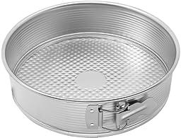 Zenker Tin Plated Steel Springform Pan, 11-Inch