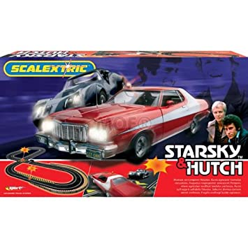 Starsky and hutch slot car set banque casino le mans