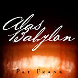 Front cover for the book Alas, Babylon by Pat Frank