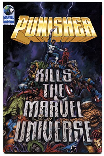 Punisher Kills the Marvel Universe 1995 NM/MINT First Print