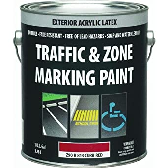 latex traffic parker paint resource