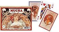 Piatnik Mucha Dreams Playing Cards