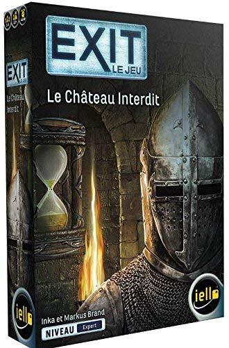 Iello - Exit: Le Chateau prohibida, 51492: Amazon.es: Juguetes y ...