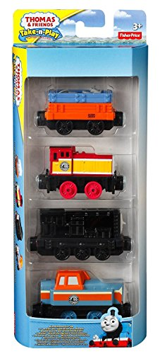 Fisher-Price-Thomas-The-Train-Take-n-Play-Dieselworks-Fix-Up-Multi-Pack