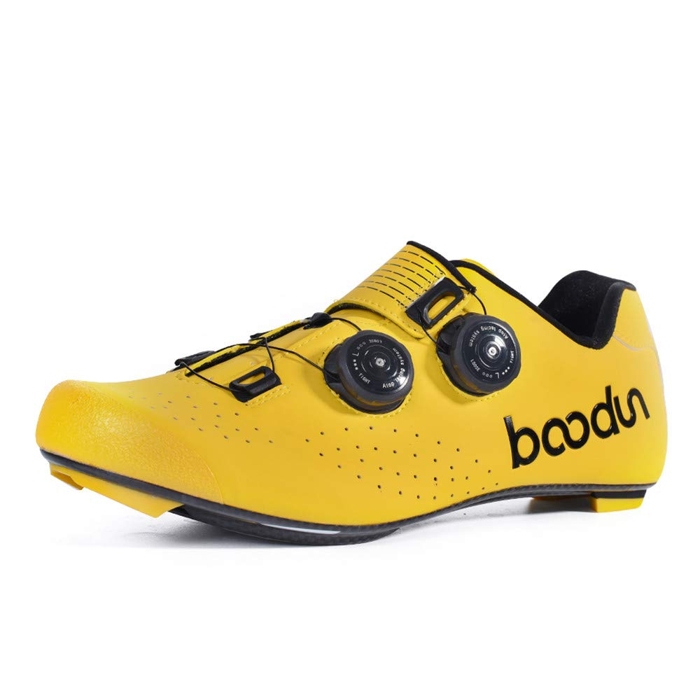 Zapatillas de Ciclismo para Hombre, Zapatillas de Ciclismo de ...