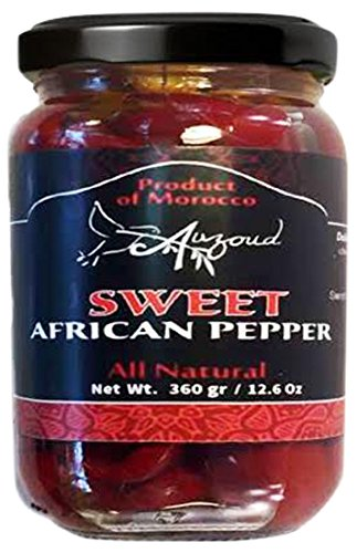 Auzoud Sweet African Pepper by Auzoud