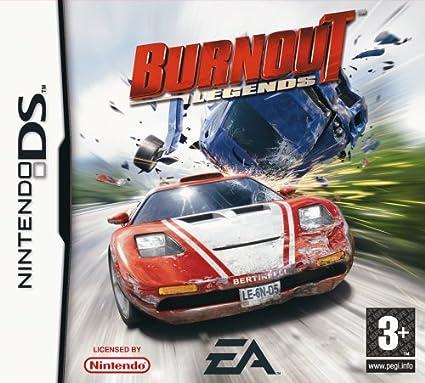Burnout Legends (Nintendo DS): Amazon.co.uk: PC & Video Games