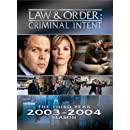 Law & Order Criminal Intent - The Third Year