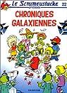 Le Scrameustache, tome 22: Chroniques galaxiennes par Gos