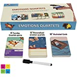Emotions Quartets - Expanding, Identifying, Enhancing and Developing Children's Awareness of Their Entire Scope of Emotions and Feelings