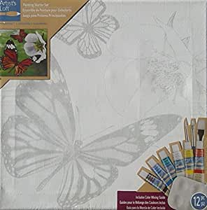 Artists Loft Canvas Painting Kit