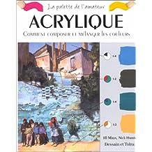 Acrylique -Palette Amateur