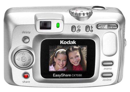 amazon com kodak easyshare cx7330 3 1 mp digital camera with rh amazon com Kodak EasyShare DX7590 Kodak EasyShare Models 800