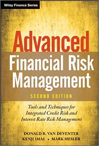 Read Advanced Financial Risk Management: Tools and Techniques for Integrated Credit Risk and Interest Rate Risk Management PDF, azw (Kindle)