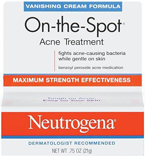Neutrogena Maximum Strength Effectiveness Treatment