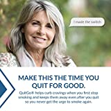 Quit Smoking Aid Oxygen Inhaler + Soft Tip Chewable Filter to Help Curb Cravings, Nicotine Free Non-Addictive Stop Smoking Support & Oral Fixation Relief