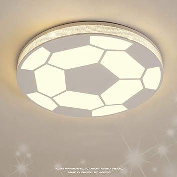 Wandun Deckenleuchte Fussball Lampe Decke Balkon Licht