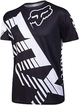 XW Camisa de Bicicleta de Manga Corta para Hombre Camisa de ...