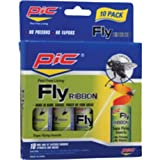 PIC FR10B Fly Ribbon Bug and Insect Catcher (12 Pack of 10)