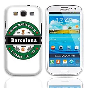 LHY Samsung S3 I9300 compatible Graphic/Cartoon Plastic Back Cover