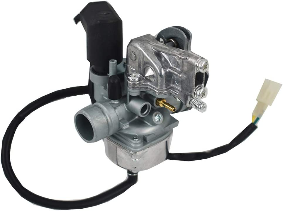 WFLNHB New Carburetor for Yamaha Zuma YW50 Scooter Moped 2011-2002 2003 2004 2005 2006 Carb