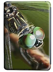 iPad Mini Case iPad Mini Cases Dragonfly Closeup 4 Animal Polycarbonate Hard Case Back Cover for iPad Mini