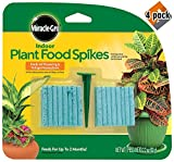 Miracle-Gro Indoor Plant Food, 48-Spikes