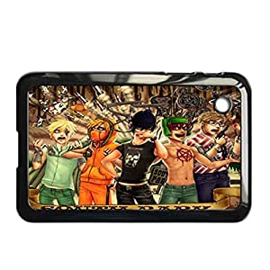 Hard Plastic Phone Cases For Children For Samsung Galaxy P3100 Pad Print With South Park Choose Design 1