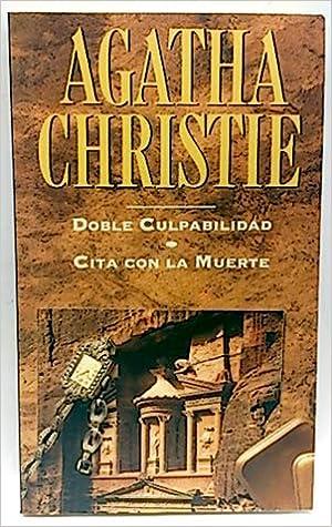 Doble culpabilidad - Cita con la muerte: Amazon.es: Christie, Agatha: Libros