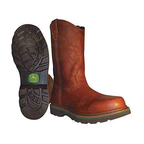 Wellington Boots, Pln, Heren, 12, Brown, Pr
