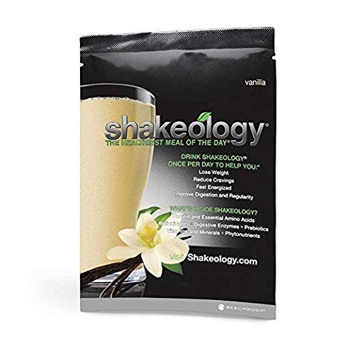 3 Day Refresh Challenge Pack TeamShakeology by Beachbody (Vanilla) by TeamShakelogy