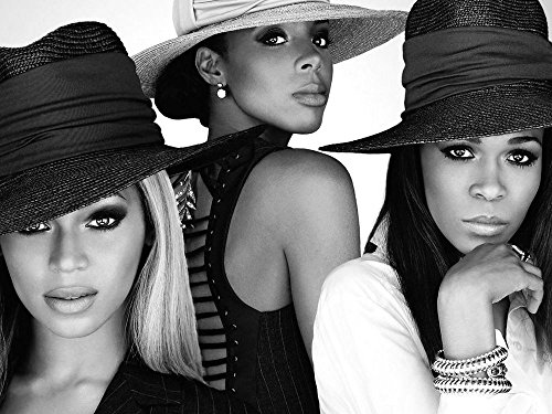 Innerwallz Destinys Child Wall Art, Pop Art, Poster, Art Prints | Rare Posters