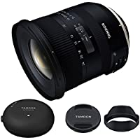 Tamron 10-24mm F/3.5-4.5 Di II VC HLD Lens B023 For Nikon (AFB023N-700) with Tamron TAP-In Console Lens Accessory for Nikon Lens Mount