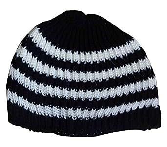 bonballoon Wool Kufi koofi Kofi Hat topi Egyptian Skull Cap Beanie Men  Islamic Muslim 314 ( 42d7db60f88