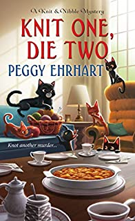 Book Cover: Knit One, Die Two