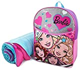 Best Barbie Book Bags - Barbie Full Size Backpack with Sleeping Bag Review