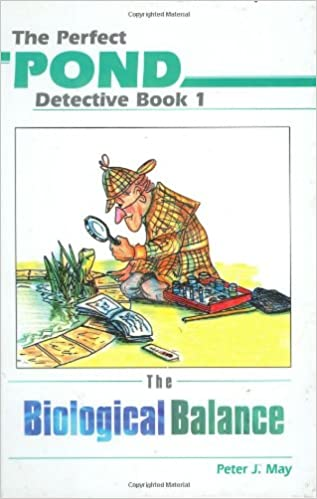 The Perfect Pond Detective Book: The Biological Balance Bk. 1