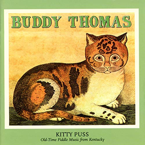 Kitty Puss: Old-Time Fiddle Music From ()