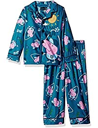 Toddler Boys George Pig 2pc Sleepwear Set