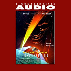 Star Trek: Insurrection (Adapted) Audiobook