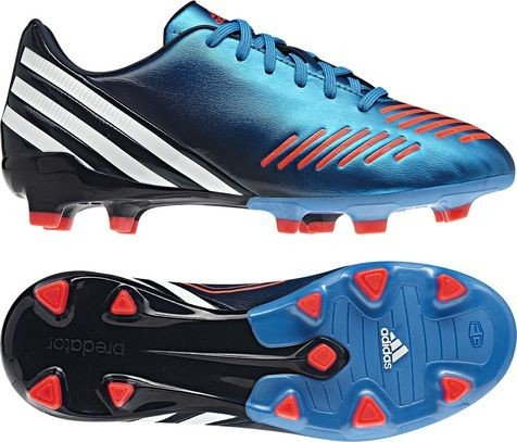 adidas P Absolado LZ TRX FG junior BLAU V21078 Grösse: 36 2/3