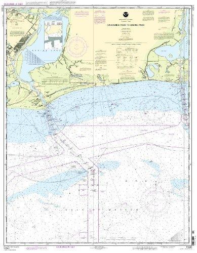 11341--Calcasieu Pass to Sabine Pass by NOAA