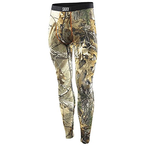 SAXX Realtree Xtra Ultra Tights, M, Realtree Xtra
