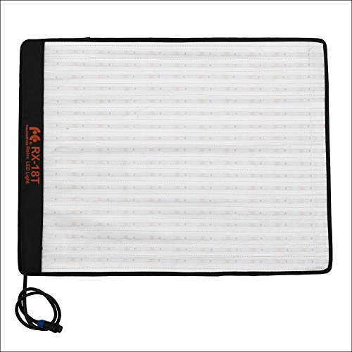 Falcon Eyes RX-18T Studio Ligh Flexible led panel Waterproof tvideo light for film Advertisement shooting photography lighting by FalconEyes