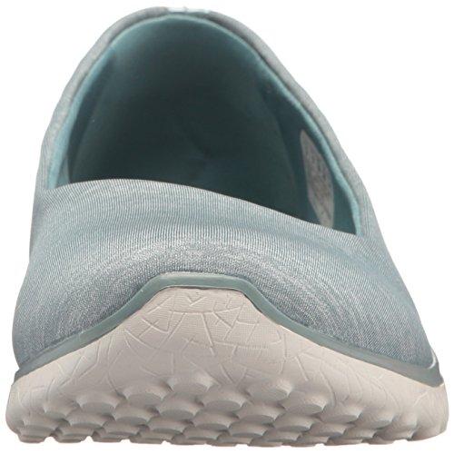 Skechers Kvinders Microburst Botanisk Paradis Sneaker Salvie iTfm7hB