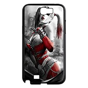 Samsung Galaxy N2 7100 Cell Phone Case Black Harley Quinn I8242949